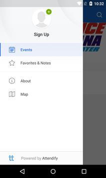 Alliance Conference Mobile App apk screenshot