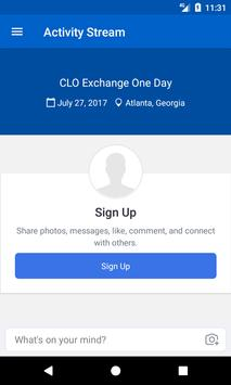 CLO Exchange One Day apk screenshot