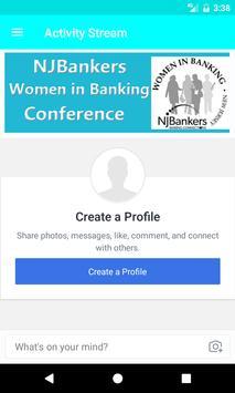 NJBankers Women in Banking apk screenshot