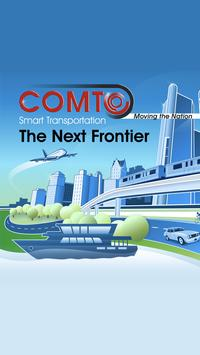 COMTO 46th National Meeting poster