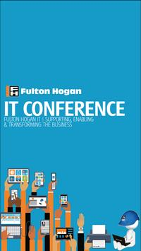 FH IT Conference poster