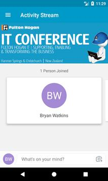FH IT Conference apk screenshot