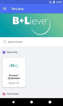 B+Lieve apk screenshot