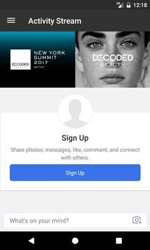 Decoded Fashion New York 2017 apk screenshot