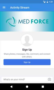 MedForce 2017 screenshot 1