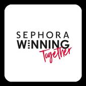 Sephora Winning Together icon