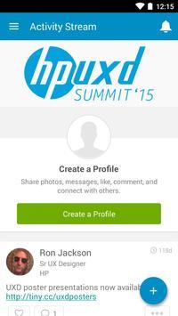 HPUXD Summit screenshot 1