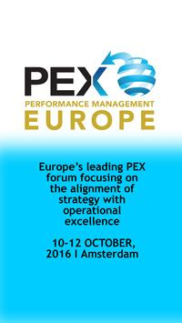 PEX Europe poster