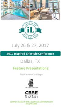 Inspired Lifestyle 2017 poster