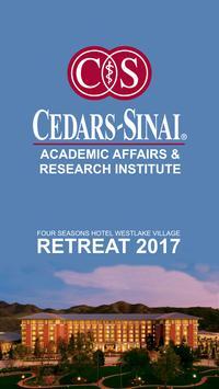 CSMC Research Retreat 2017 poster