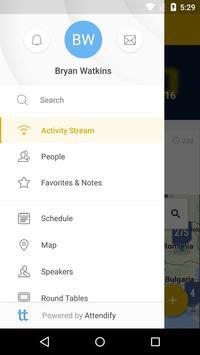 METRO B&A Summit App screenshot 2