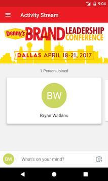 Denny's BLC April 2017 apk screenshot