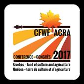 #CFWF17 #ACRA17 icon