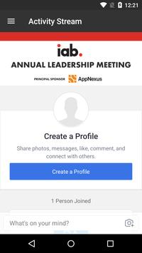 IAB Annual Meeting 2017 apk screenshot