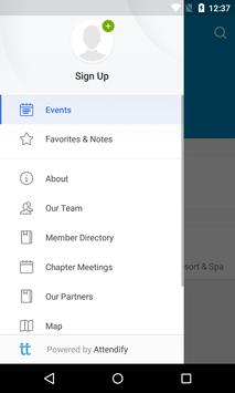 PMPA Meetings apk screenshot