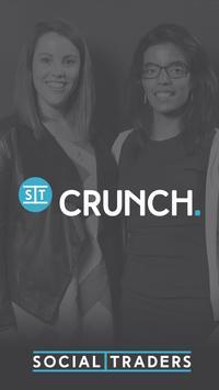 Social Traders' Crunch poster