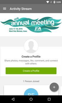 IPA Annual Meeting 2016 screenshot 1