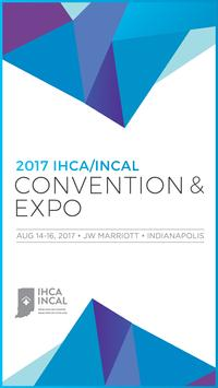 2017 IHCA Convention & Expo poster