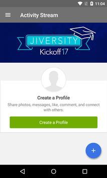 Jiversity Kick Off 2017 apk screenshot