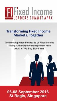 Fixed Income APAC poster