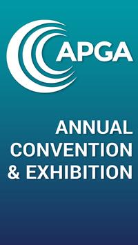 APGA Annual Convention poster