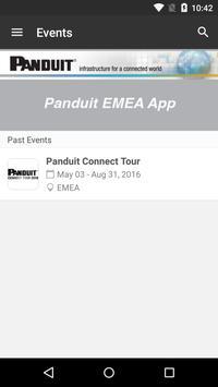Panduit EMEA poster