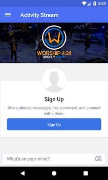 Worship 4:24 Conference 2018 screenshot 1