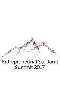 Entrepreneurial Scotland 2017 poster