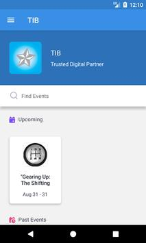 TIB apk screenshot
