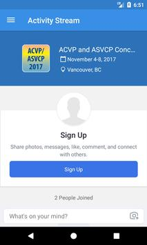 ACVP and ASVCP Annual Meeting apk screenshot