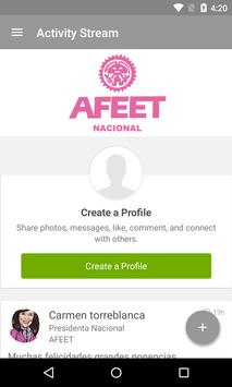 AFEET 2016 apk screenshot