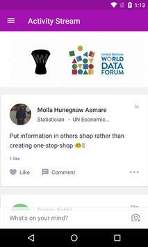 Stats SA UN WDF 2017 apk screenshot