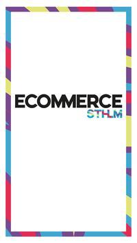 ECOMMERCE STHLM 2017 poster