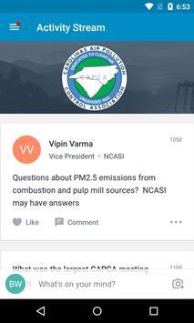 CAPCA 2017 Conferences apk screenshot