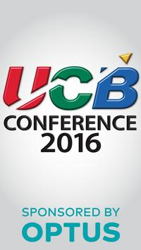 UCB National Conference 2016 poster