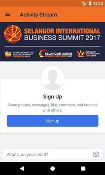Selangor Summit 2017 apk screenshot