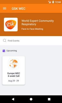 GSK World Expert Community screenshot 1