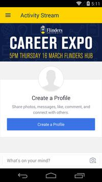 March Careers Expo poster