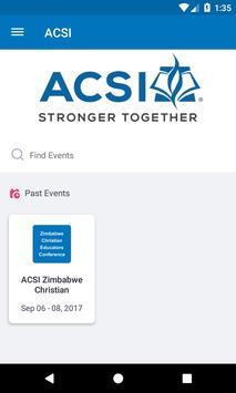 ACSI screenshot 1