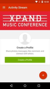 XPAND Music Conference apk screenshot