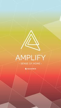 Alliance Amplify poster