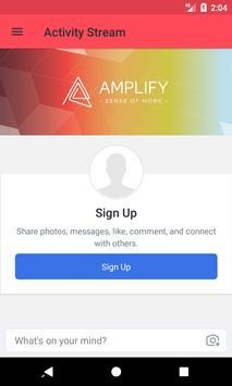 Alliance Amplify apk screenshot