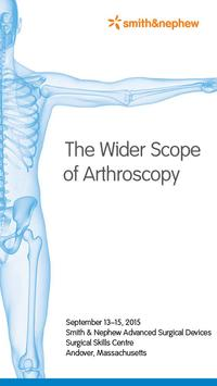 The Wider Scope of Arthroscopy poster