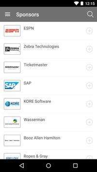 SSAC 2015 apk screenshot