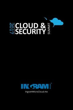 Cloud & Security Summit 2017 poster
