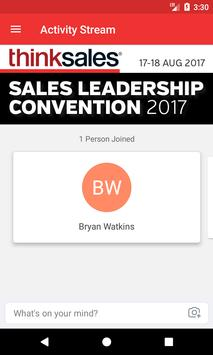 ThinkSales Leadership Conv2017 apk screenshot