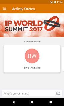 IP World Summit 2017 screenshot 1