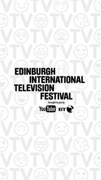 Edinburgh TV Festival poster