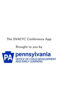 2017 DVAEYC Conference poster