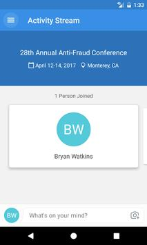Annual Anti-Fraud Conference poster